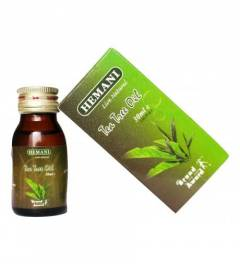 OLIO TEA TREE 100% NATURALE. HEMANI 30ML